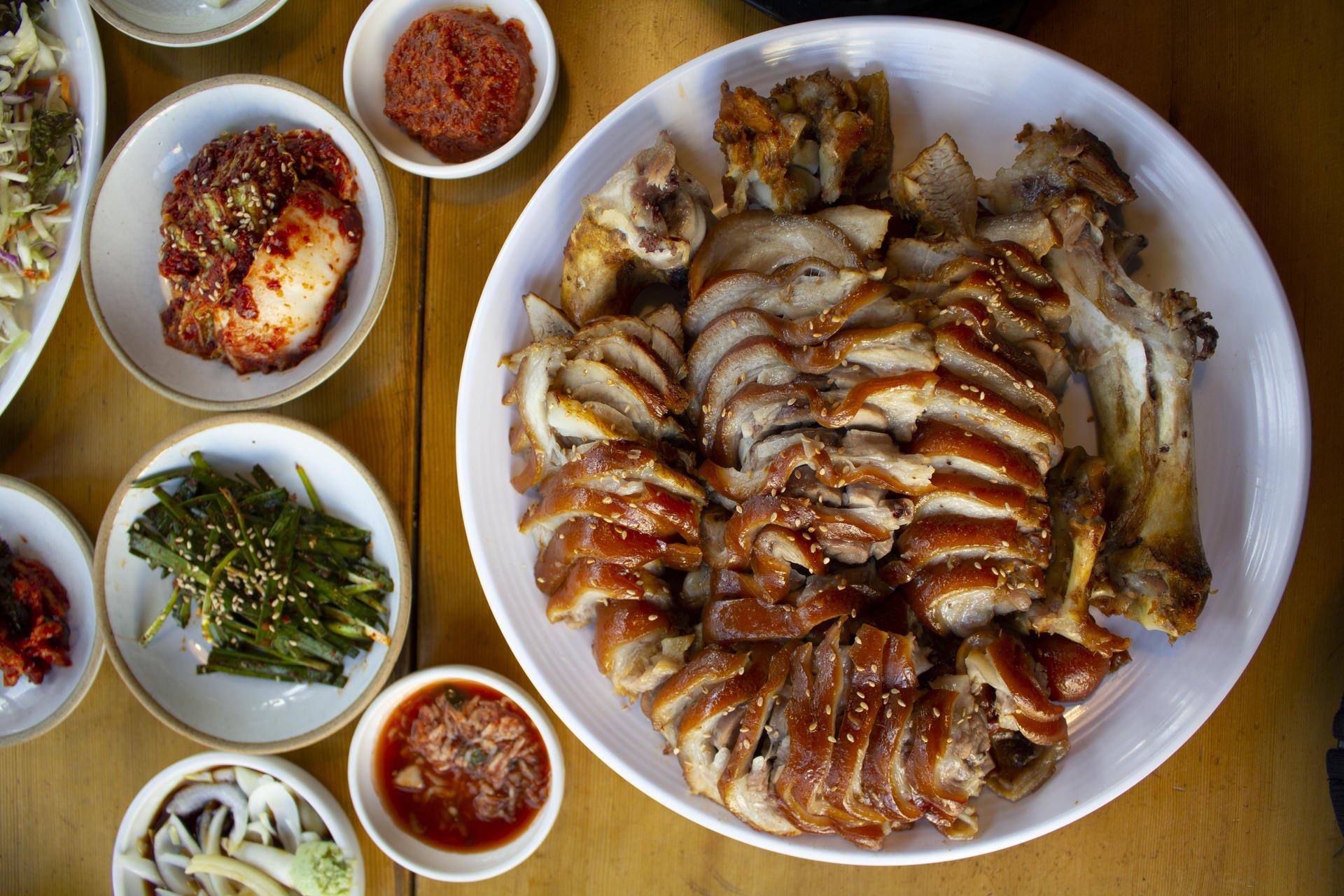 Dal Dong Nae restaurant