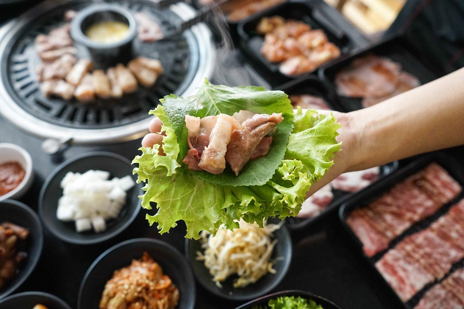 SSAM Korean Grill & SHABU SHABU