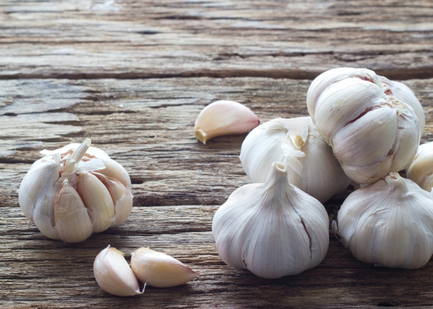 The Surprising Health Benefits of Garlic