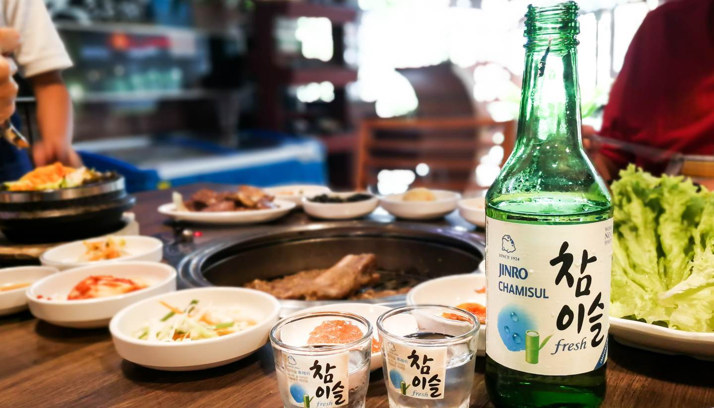 Bottoms up! Drinking Culture in Korea