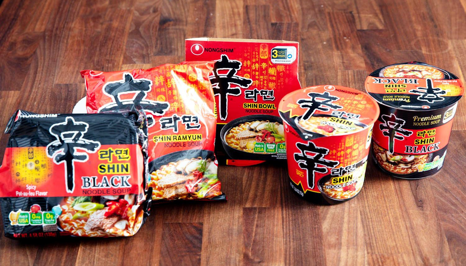 The Best Instant Ramen Of 2020 – The Travel Selection