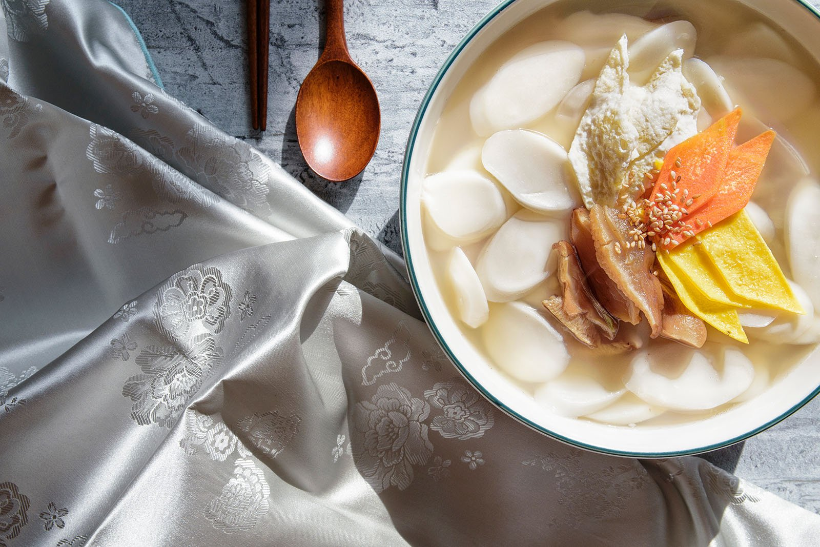 5 KOREAN NEW YEAR FOODS YOU SHOULD TRY
