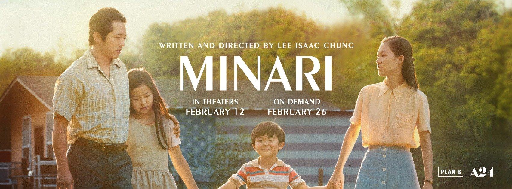 Movie 'Minari'