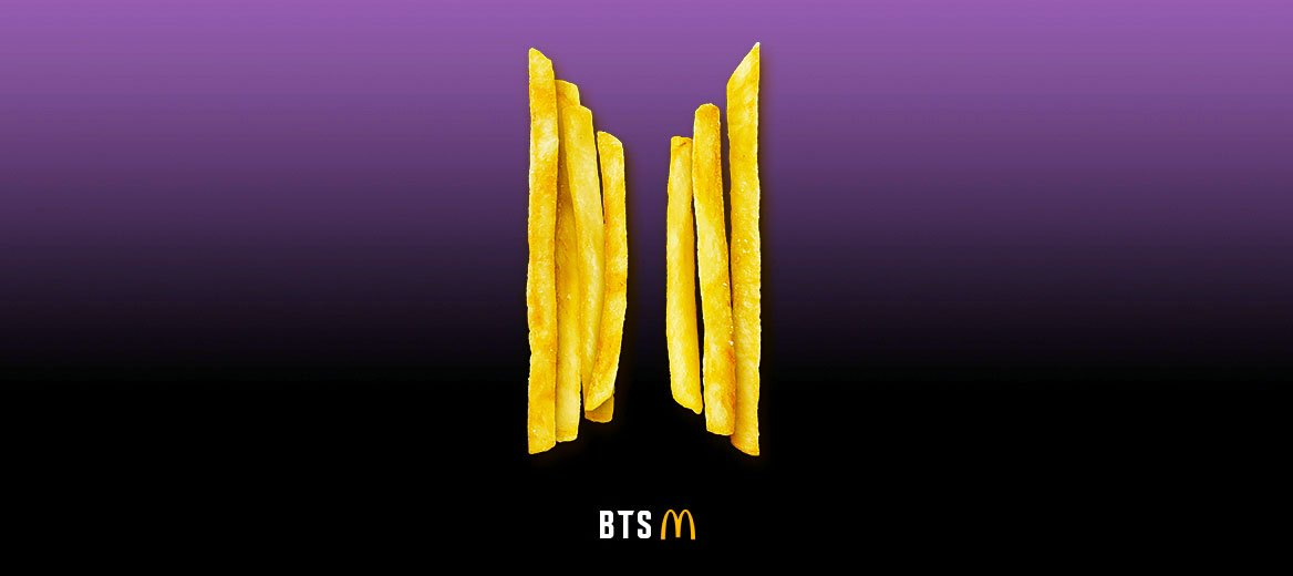 BTS Meal Coming to McDonald's in May